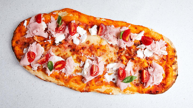 Pinsa Mozza Bomb (ganz)- Coucou Food Market