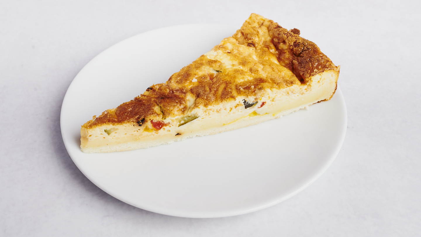 Quiche Vegetarienne - Coucou Food Market