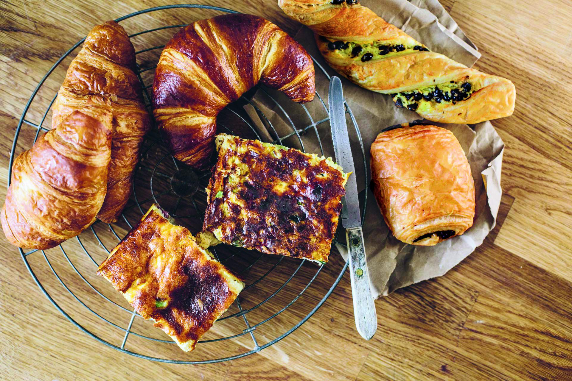 Coucou Food Market - französische Bäckerei