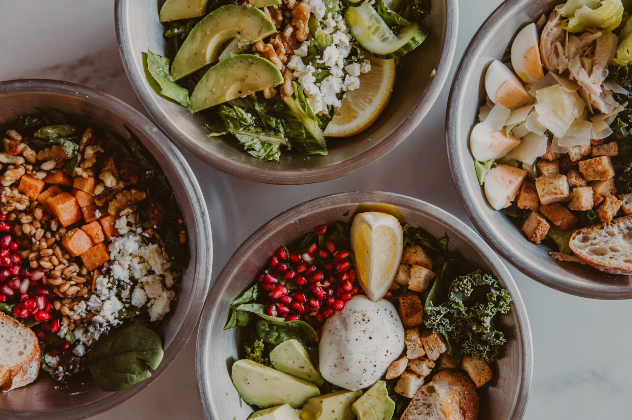 Salate und Bowls - Coucou Food Market
