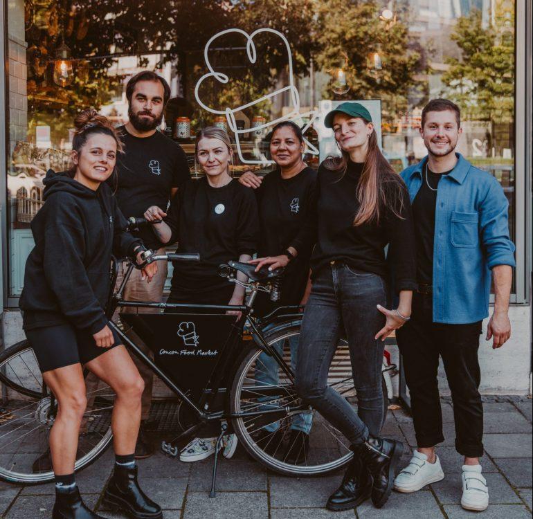 Team Coucou Food Market - München